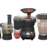 Cambridge FP8476 Food Processor With Official Warranty