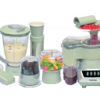Cambridge FP8487 Food Processor With Official Warranty