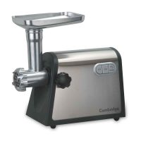 Cambridge MG-290 Meat Grinder With Official Warranty