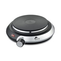 E-Lite Ehp-001 Portable Single Hot Plate Black With One Year Warranty
