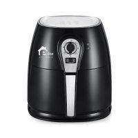 E-Lite ELAF-05 Air Fryer Black and White With One Year Warranty