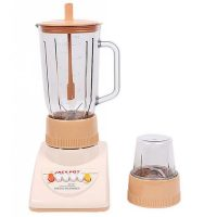 Jackpot JP-7390 2 in 1 Blender 1 Litre Crystal Clear Jug with Dry Grinder With Official Warranty