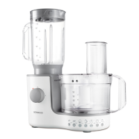 Kenwood FP-190 Food Processor With Two Years Warranty