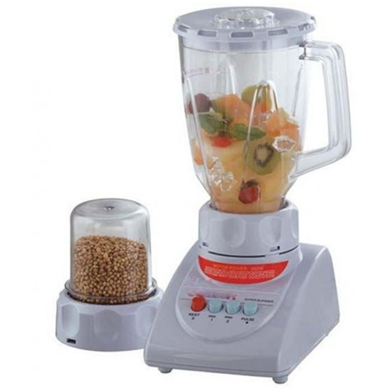 Buy Lion 131 2 In 1 Juicer Blender White With Official Warranty