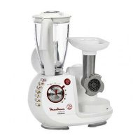 Moulinex FP7371BM Odacio Blender & Chopper With Official Warranty
