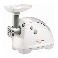 Moulinex ME605131 Meat Mincer With Official Warranty