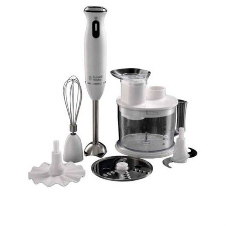 Russell Hobbs 21500-56 Colour Aura 6 in 1 Hand Blender With Official Warranty