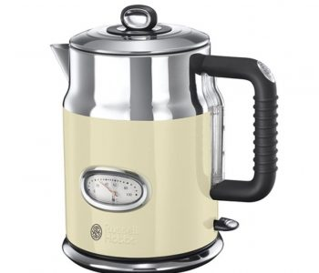 Russell Hobbs 21672-70 Retro Kettle With Official Warranty