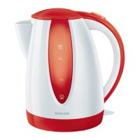 Sencor SWK 1814RD Electric Kettle With Official Warranty