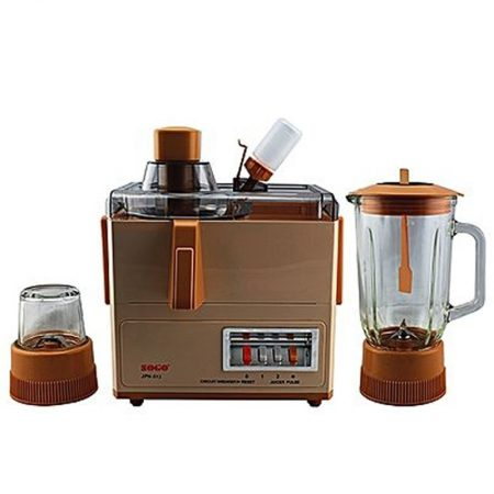 Sogo JPN-512 3 In 1 Juicer, Blender & Mill