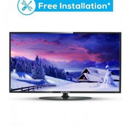 "Eco Star CX-32U561 - 32 HD Ready LED TV - Black"""