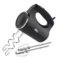 Anex AG-393 - Deluxe Hand Mixer in Black