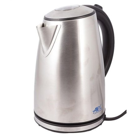 Anex AG-4046 Steel Kettle 1.7 Ltr With Official Warranty