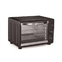 E-Lite ETO-354R Toaster Oven (38 Ltr) With Official Warranty TM-K160
