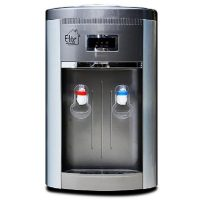 E-Lite EWD-178T Table Top Water Dispenser Silver With Official Warranty