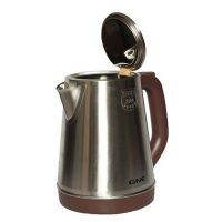 Gaba National GNE-8607 Electric Kettle with Official Warranty TM-K182