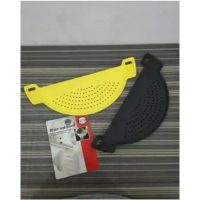 Pot Water Drain Board - Yellow & Black TM-K255
