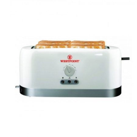 Westpoint WF-2528 4 Slice Toaster With Official Warranty TM-K297