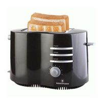 Westpoint WF-2542 Toaster With Official Warranty TM-K299