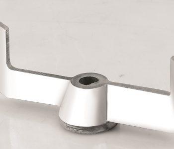 Abdullah Dough Kneading Machine Silver Blade