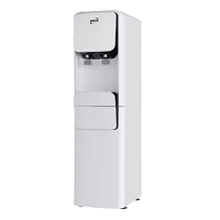 Homage 2 Taps Water Dispenser HWD-71 in White