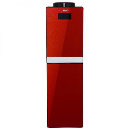 Homage 3 Taps Water Dispenser HWD-82 in Red