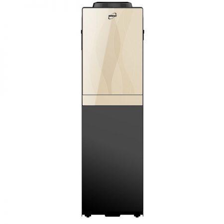 Homage 3 Tap Glass Door Water Dispenser HWD-86 Golden and Black