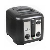 Westpoint Electric Deep Fryer WF-5237 in Black
