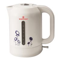Westpoint Electric Kettle WF-8290 in White