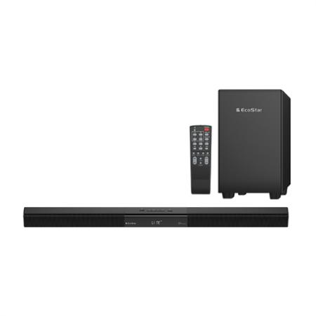 EcoStar MS-X120 Mini Hi-Fi System SB-D600