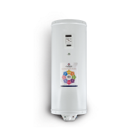 Nasgas Electic Water Heater DE-12 Gallon