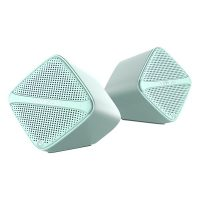 SonicEar Sonic Cube USB Speakers In Mint