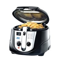 Anex Deep Fryer AG-2014 in Black