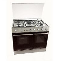 Flora Cooking Rang 5 Burners Auto 34 Inch