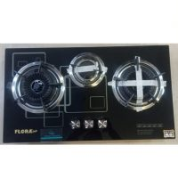 Flora Electric Hob Glass Stove